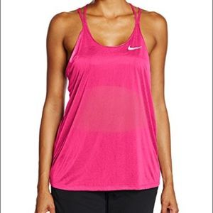 Nike Dri-Fit Strappy Running Top
